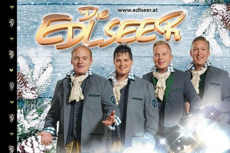 """06.12.2018 Weihnachtskonzert """"Die Edlseer"""""""