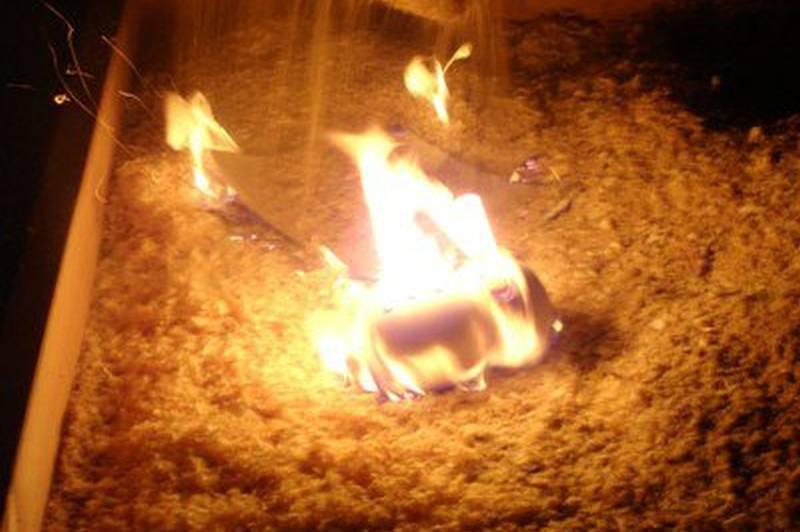 Mariazeller Keramik und Rakubrand