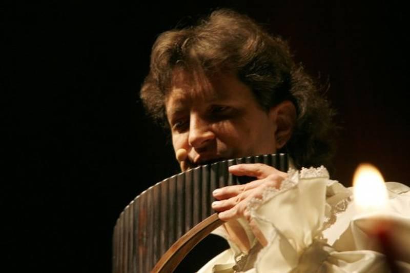 14.12.2019 Panflötenkonzert von Wolfgang Niegelhell